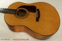 Gurian JK Steel String Koa 1980 top
