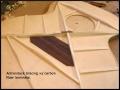 G. W. Barry 30-12 Mod C Ziricote Inside Top