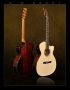 G. W. Barry Hand Built Guitars Front and Back