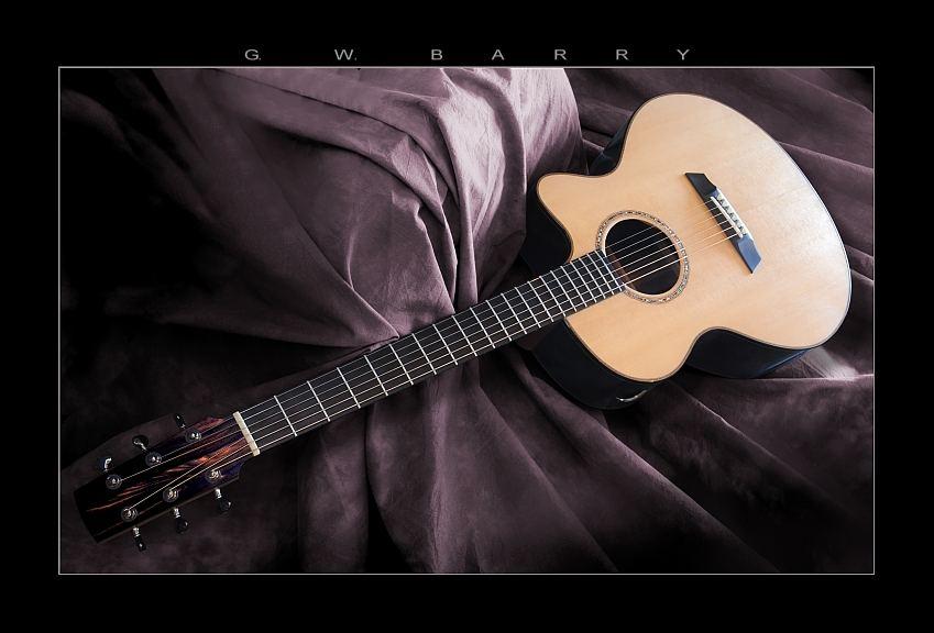 G. W. Barry Hand Built Guitars