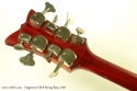 Hagstrom H8 8-String Bass 1967 head rear