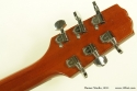 Hamer Studio 2001 head rear