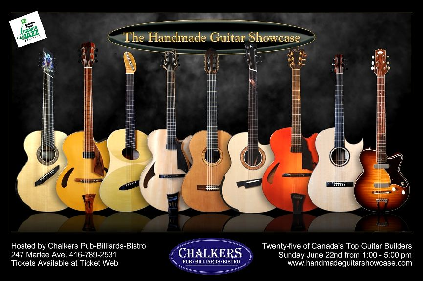 The Handmade Guitar Showcase