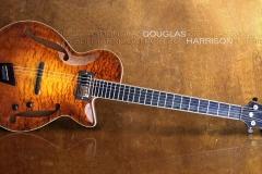 Harrison GB Blister Maple Sunburst, 2021