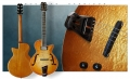Douglas Harrison GB Custom Blister Maple Thinline Archtop Electric, 2015