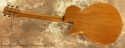 Harrison GB Custom Sapele Pommelle 2013  full rear view