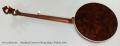 Heartland Custom 5-String Banjo, Walnut, 2015 Full Rear View