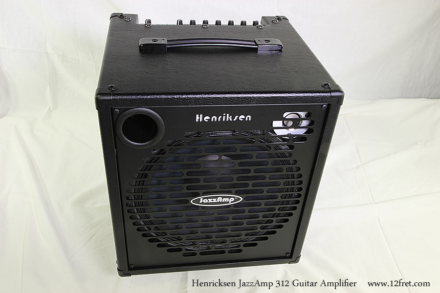 Henricksen JazzAmp 312 Guitar Amplifier Full Front View