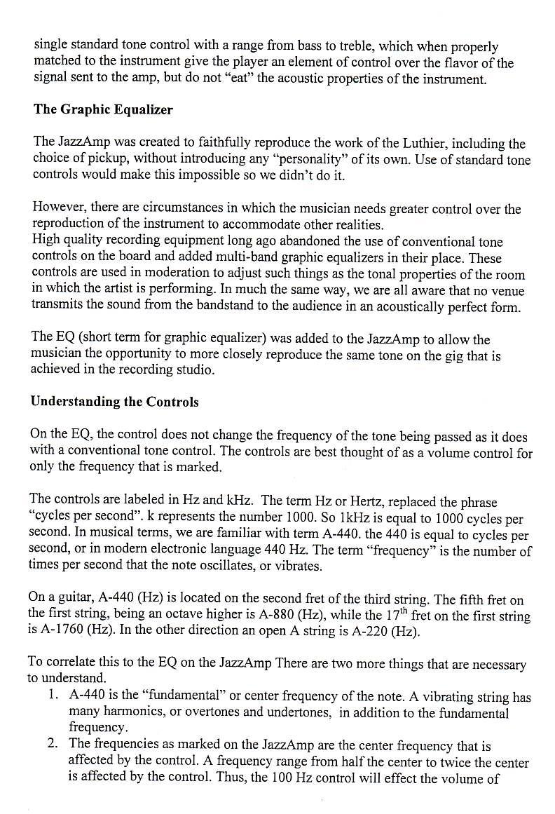 Henriksen Jazz Amps Article 2