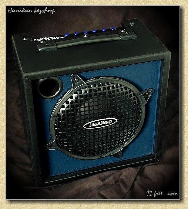 Henriksen Jazz Amps Image