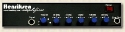 Henriksen Jazz Amps Control Panel