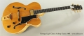 Heritage Eagle Classic Archtop Guitar, 1998 Full Front View