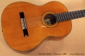 Hirade Master Arte Model 7 Classical 1982 top