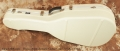 Hiscox Artist Acoustic GAD Guitar Cases Creme Closed Rear View