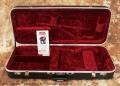 Hiscox Pro II MAN Mandolin Cases Fully Open View