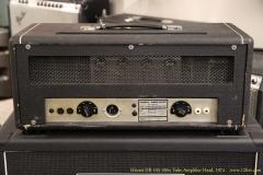 Hiwatt DR-103 100w Tube Amplifier Head, 1974  Full Rear View