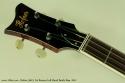 Hofner 500/1 1964 Reissue Left Hand Beatle Bass 2011 head front