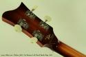 Hofner 500/1 1964 Reissue Left Hand Beatle Bass 2011 head rear