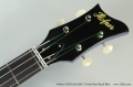 Hofner Gold Label 500/1 Violin Bass Royal Blue Head Front