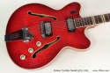 Hofner model 4574 verithin 1965 top