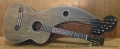 Holloway Dyer Style Harp Guitar Model 5B, 2015 Full Front View