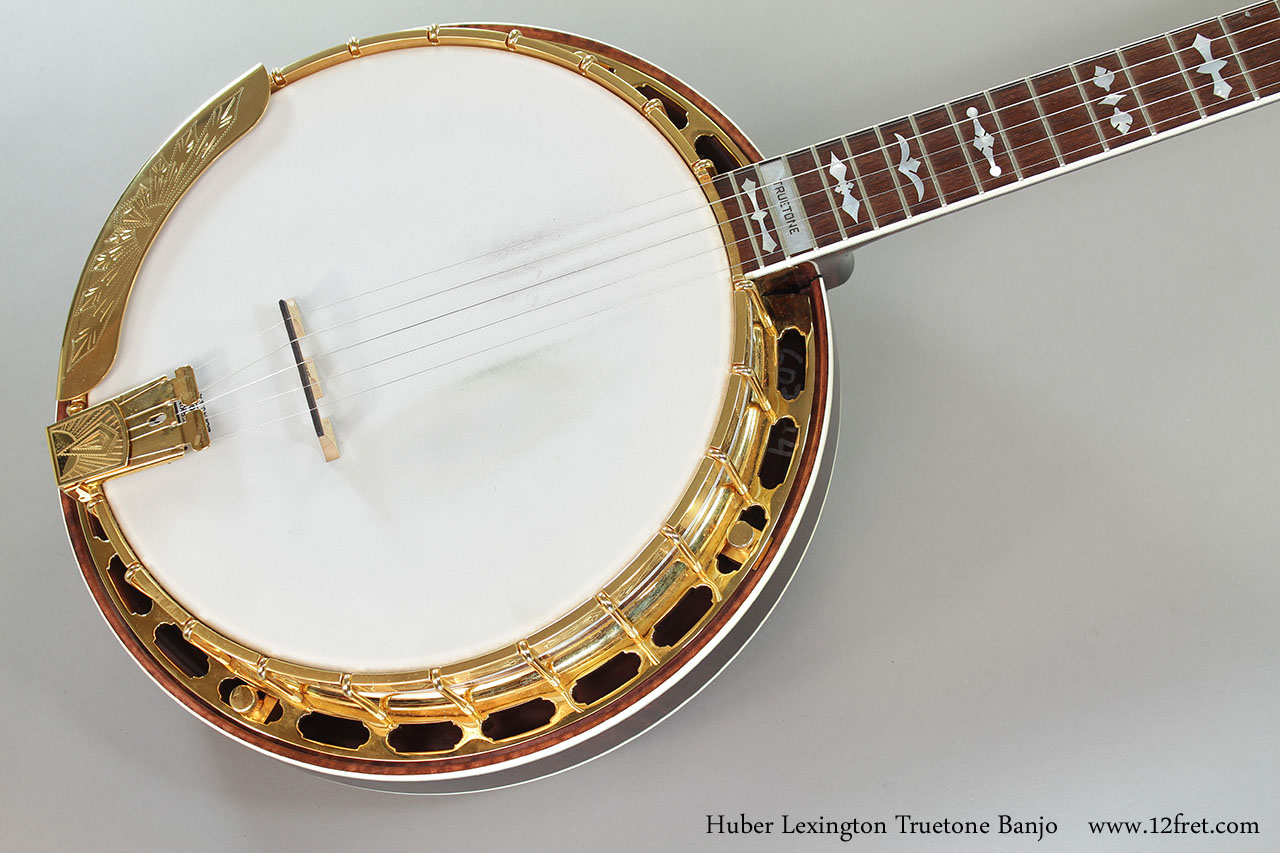 Huber Lexington Truetone Banjo Top