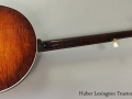 Huber Lexington Truetone Banjo Full Rear View