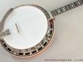 Huber Workhorse Mahogany Banjo Top