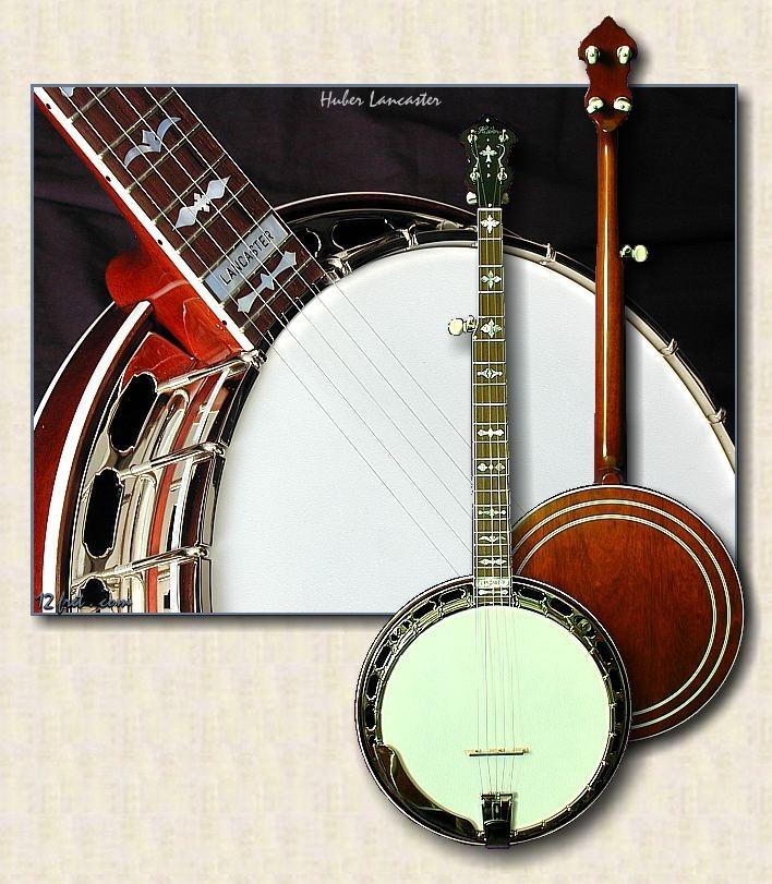 Huber Lancaster Banjo
