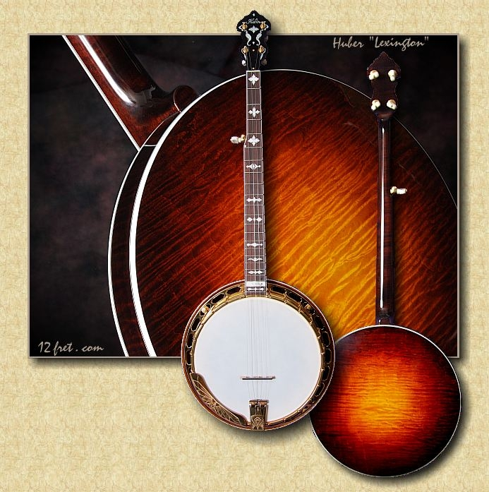 Huber_Lexington_banjo