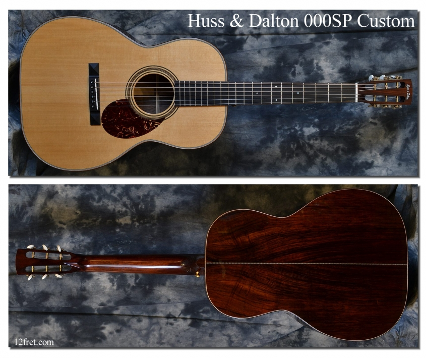 Huss and Dalton_000SP Custom(C)
