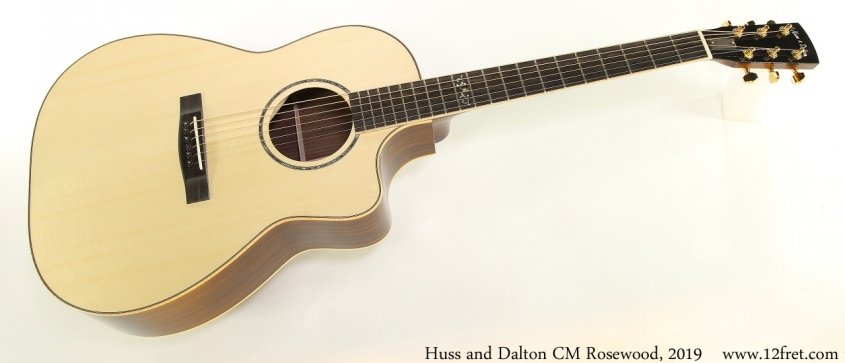 Huss and Dalton CM Rosewood, 2019 Full Front View