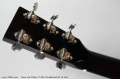 Huss and Dalton T-0014 Traditional 00 14 Fret Head Rear