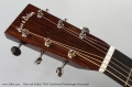 Huss and Dalton TD-R Traditional Dreadnought Rosewood Head Front