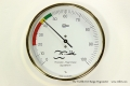 The Twelfth Fret Barigo Hygrometer Full Front Dial View
