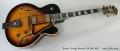Ibanez George Benson GB-200, 2007 Full Front View
