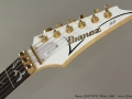 Ibanez JEM7VWH, White, 2000 Head Front