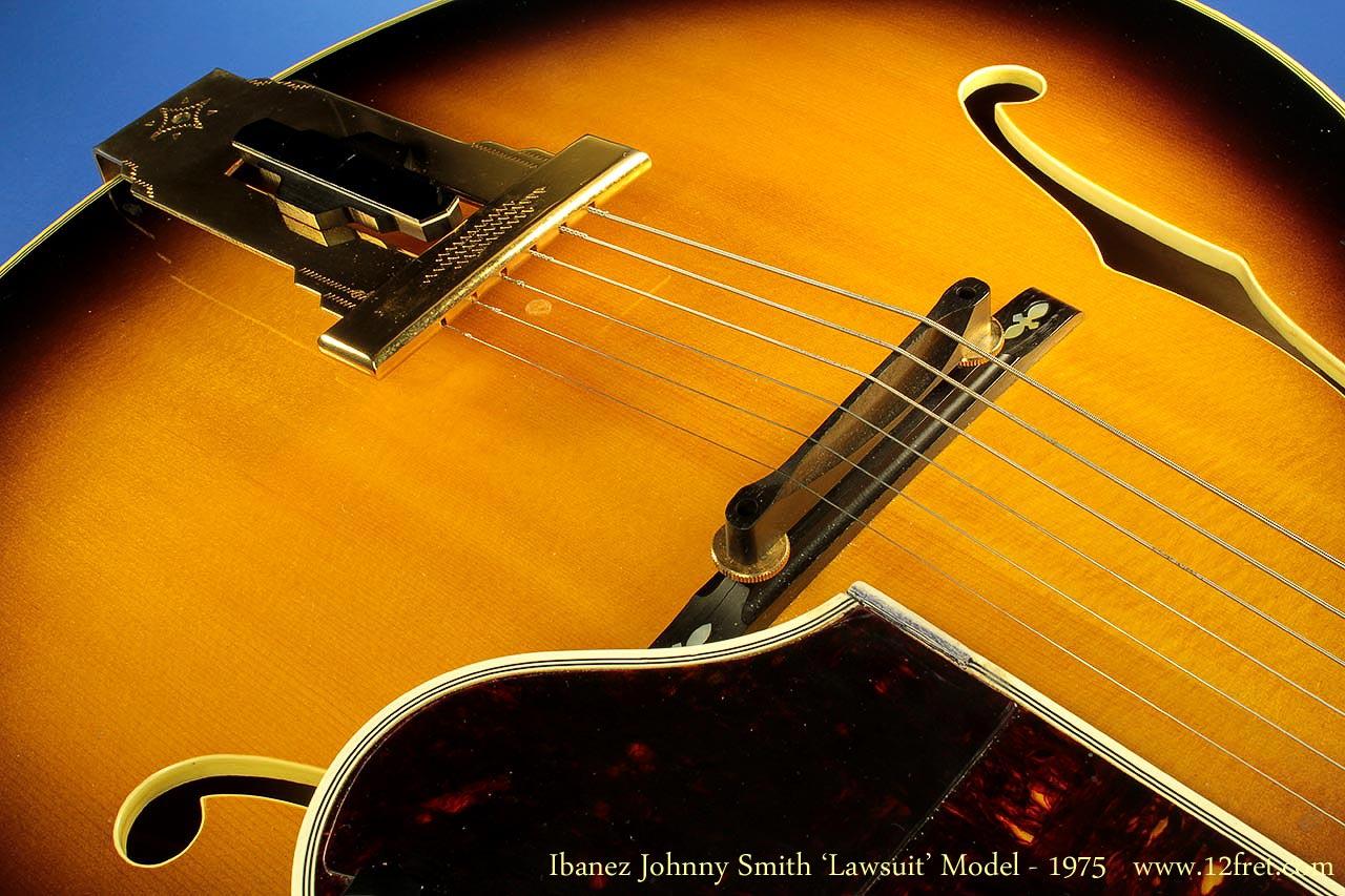Ibanez Model 2461bs Johnny Smith 1975