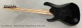 Ibanez Universe 7 String Premium Guitar, 2013 Full Rear View