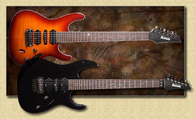 Ibanez_Prestige_SV5470F_RG1570_guitars