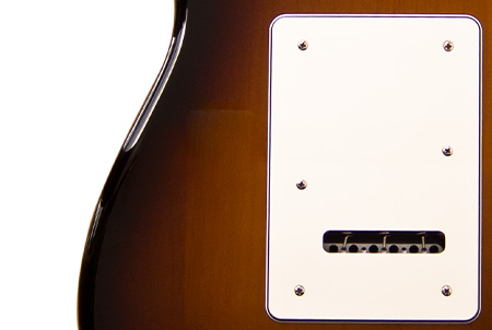 Ilitch HumCancel Backplate installed