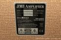 JMI 15 Combo Amp  plaque