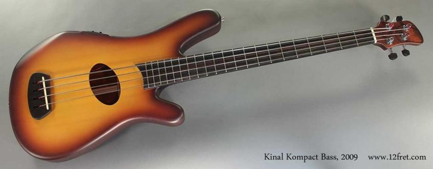 Kinal Kompact Bass, 2009