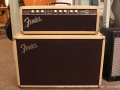 Fender Tremolux Head and Cabinet 1961 Full front view