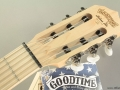 Deering Goodtime Solana 6 6-String Banjo Full Rear View