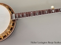 Huber Lexington Banjo Sunburst, 2007 Full Front View