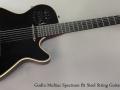 Godin Multiac Spectrum B1 Steel String Guitar, 2009 full front view