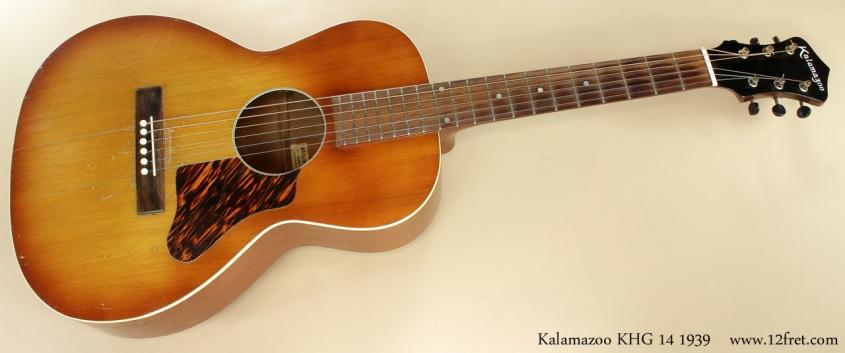 Kalamazoo KHG-14 1939 full front view