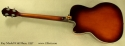 Kay Model K162 Hollowbody Bass 1957 full rear