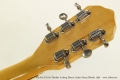 Kay Pro K172-B Thinline Archtop Electric Guitar Honey Blonde, 1956 Head Rear View